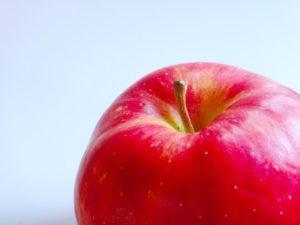 リンゴで「果実の淫呪」