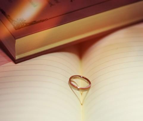 金の輪(指輪、腕輪)を使う五本指の呪い【復縁できる呪い】