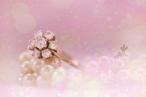 彼からの連絡を引き寄せる待ち受け画像、妖精と指輪