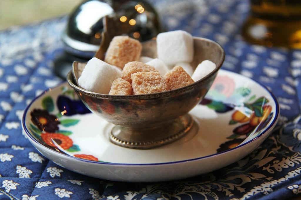 カフェで角砂糖の両思いのおまじない