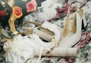 ウェディング小物で結婚運が上がる、理想の相手が見つかる待ち受け画像