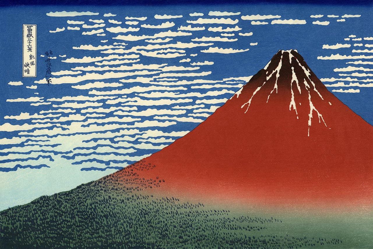 富士山の運気が上がる待ち受け画像