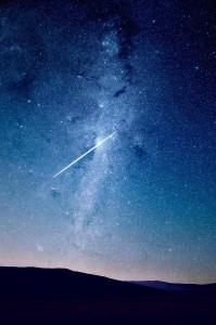 流れ星で願い・復縁・略奪愛を叶える待ち受け