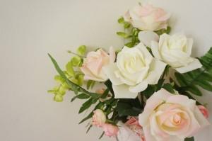 白いバラで復縁・略奪愛を叶える待ち受け画像