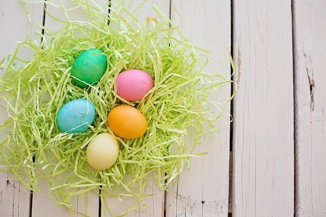 イースターの願いが叶う卵のおまじない!