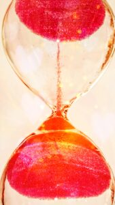 砂時計で復縁できる、時間が巻きもどる待ち受けと背景画像