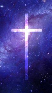 十字架の浄化、不運を断ち切るおまじない画像・ラインの背景画像