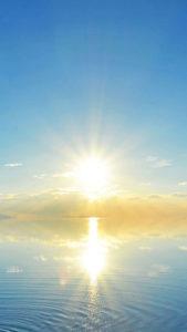 浄化の待ち受け画像、ウユニ湖