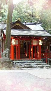 人生がうまくいく待ち受け画像、ラインの背景や壁紙、椿大神社