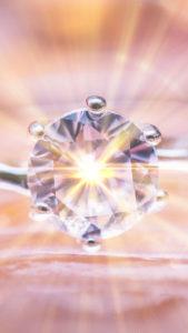 彼が離婚する待ち受け、ダイヤモンド